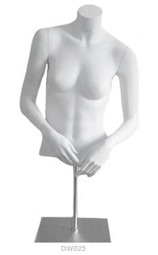 Dames torso's 1