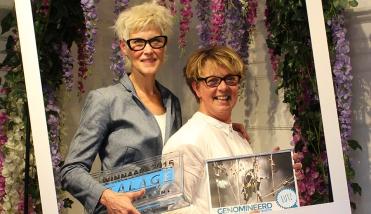Modezaak Lutz wint verkiezing voor beste etalage van het jaar