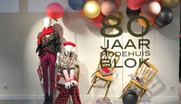 80 jaar modehuis blok