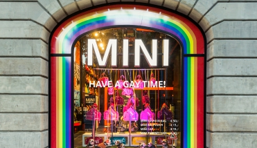 Mini Etalage  Gay Pride 2015