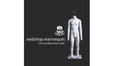 Webshop Mannequin Pro Male