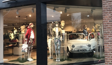 italian summer windows at Kuijt Barneveld