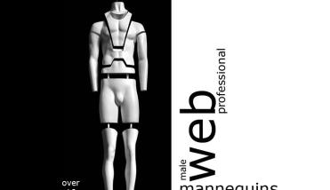 Webshop Mannequin Pro U Male