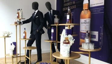 The Glenlivet! Window and styling
