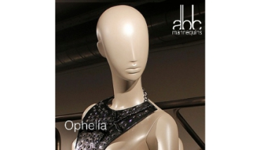 Ophelia Dames etalagepop