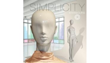 simplicity woman - dames etalagepop nieuw in onze collectie